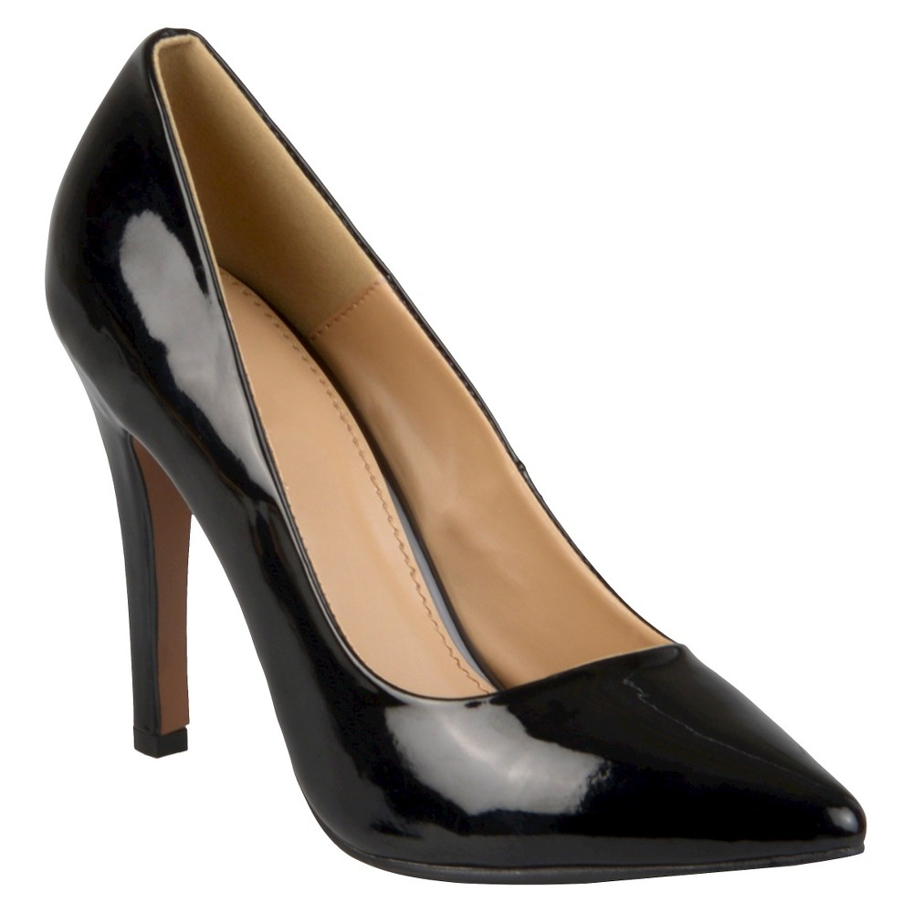 Womens Journee Collection Pumps - Black 8