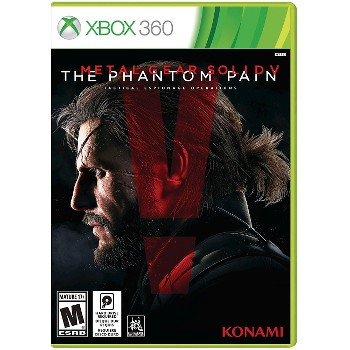Metal Gear Solid V for Xbox 360 or PS3