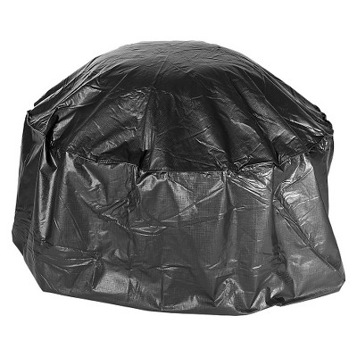 42  Large Outdoor Round Fire Pit Vinyl Cover - Fire Sense