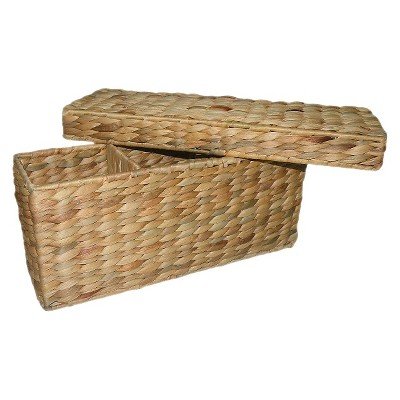 Toilet Tank Bath Basket Hyacinth - Threshold™
