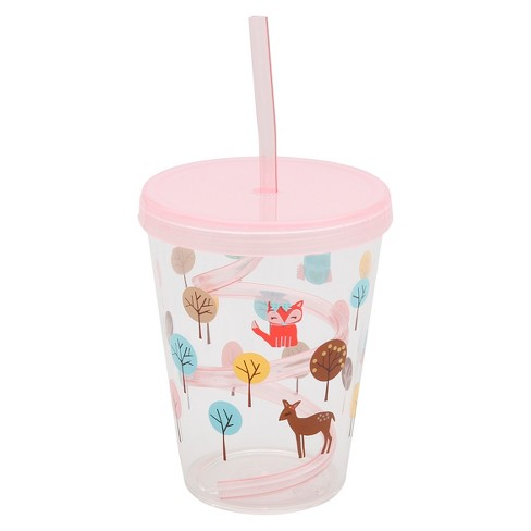 Set of 3 Peace Nature Straw Tumblers 15oz - Circo™ - image 1 of 1