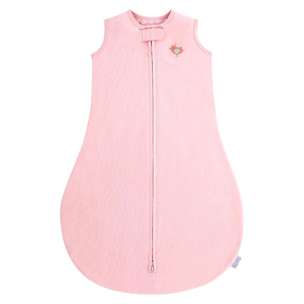 Comfort & Harmony Peanut Sleeping Bag - Tweet Dreams - L, Infant Girl's, Pink