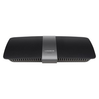 Linksys EA6500 - Wireless router - 4-port switch - GigE, 802.11ac (draft 2.0) - 802.11a/b/g/n/ac (draft 2.0) - Dual Band - wall-mountable