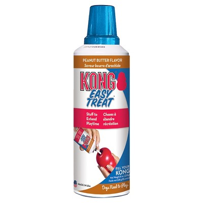 KONG® Easy Treat™ Peanut Butter Stuffin Paste Treat
