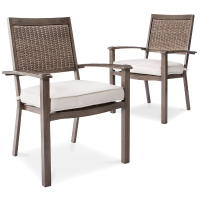 2pk Dining Chairs  Aluminum   Smith U0026 Hawken™