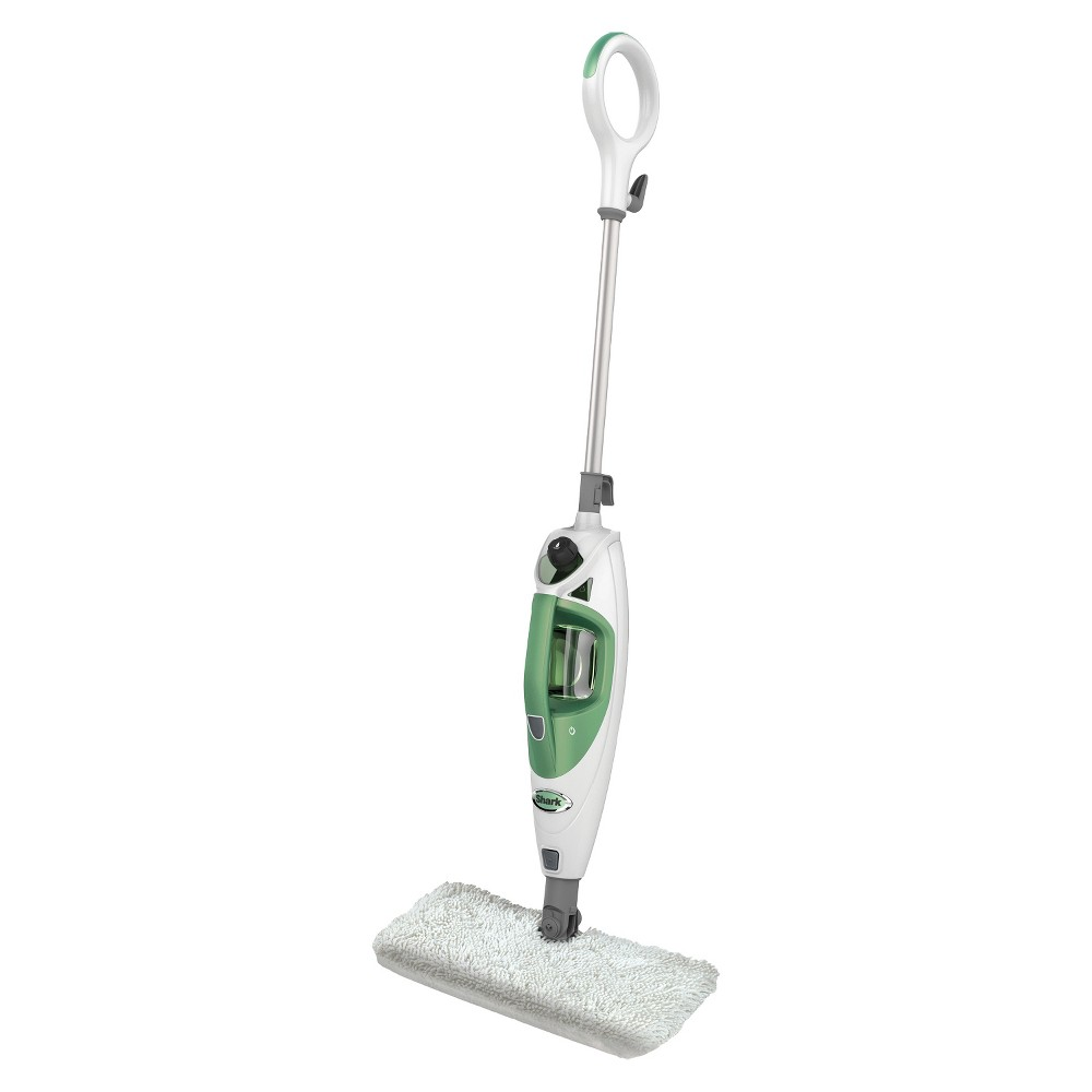 Shark 2 in 1 Electronic Steam Pocket Mop, White