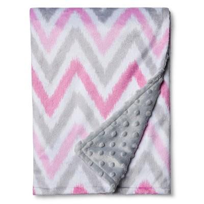 Circo™ Valboa Baby Blanket - Pink ZZZZ's