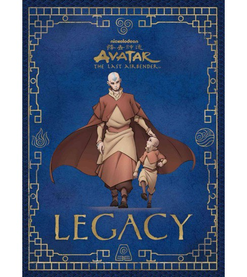 Avatar : The Last Airbender: Legacy (Hardcover) (Michael Teitelbaum) - image 1 of 1