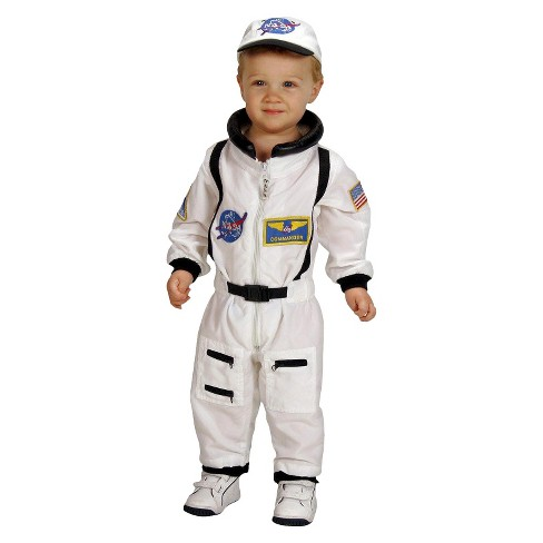 Toddler NASA Jr. Astronaut Suit Costume - image 1 of 1