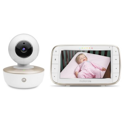 Motorola MBP855CONNECT 5  Portable Video Baby Monitor