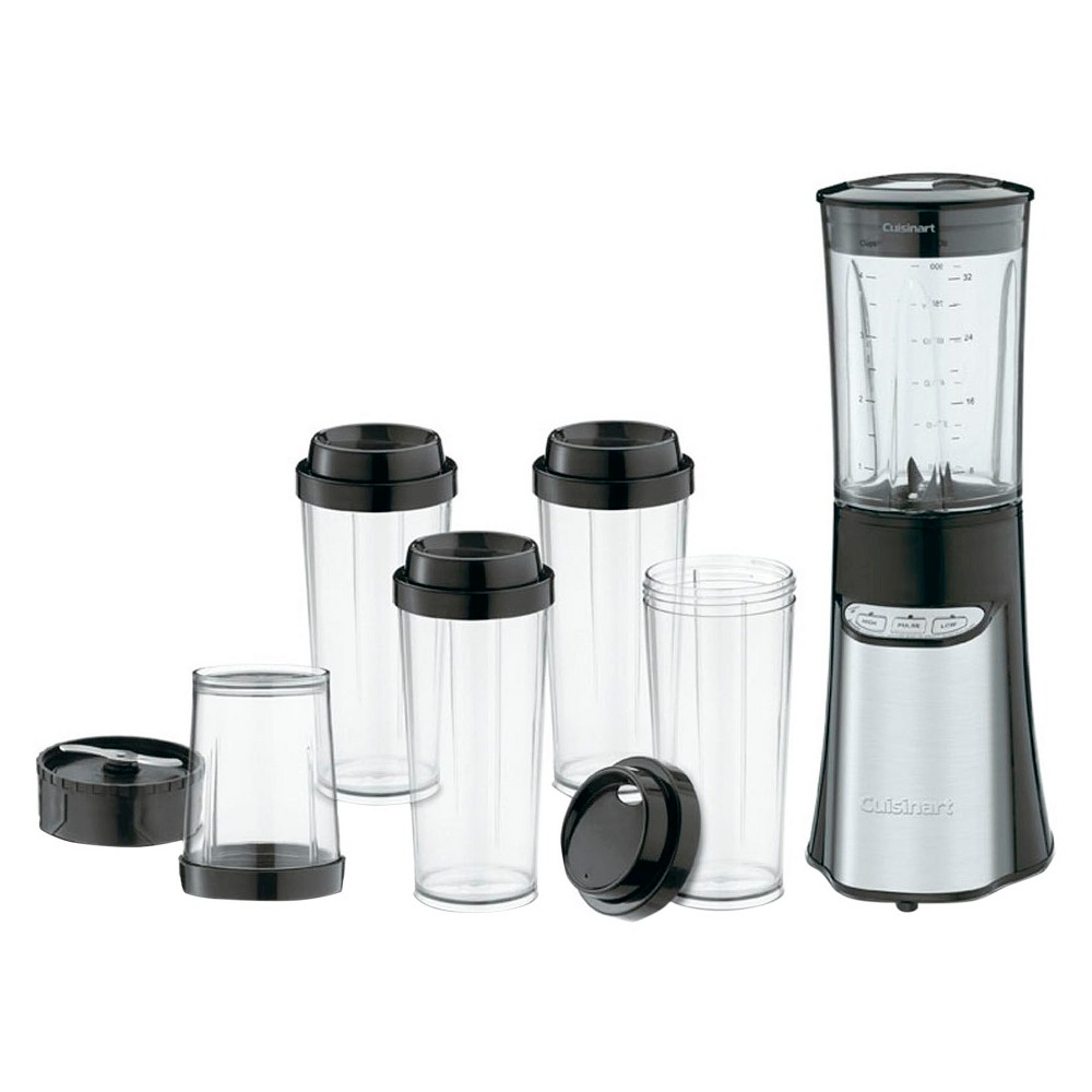 Cuisinart SmartPower Compact Blender & Chopping System - Stainless Steel Cpb-300, Silver
