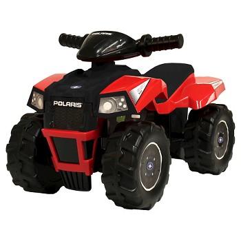 Polaris Scrambler ATV Ride-On