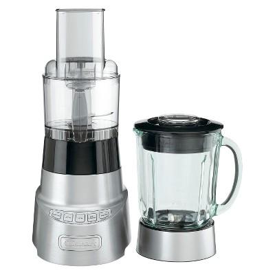 Cuisinart® SmartPower Duet Deluxe Blender & Food Processor - Stainless Steel BFP-603