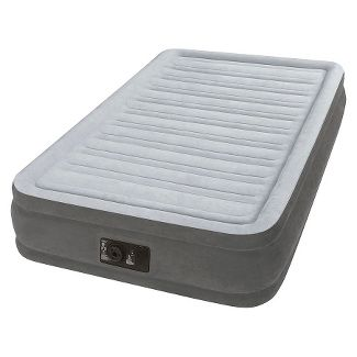Intex Comfort-Plush Mid Rise Air Mattress - Double High Twin