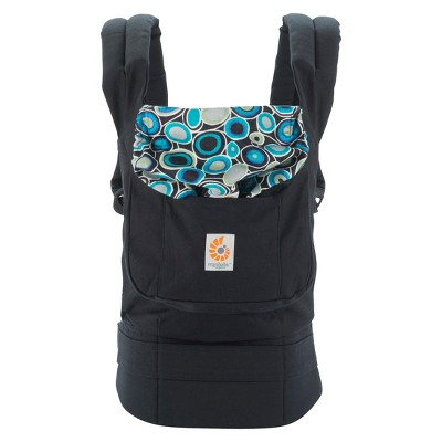 Ergobaby Organic Ergonomic Multi-Position Quartz Baby Carrier - Blue