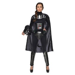 Star Wars Darth Vader Women's Bodysuit Costume