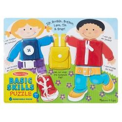 Melissa & Doug® Latches & Skills Basic Puzzle