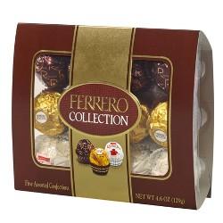 Ferrero Rocher Collection Assorted Chocolates - 4.6oz