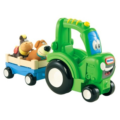 Little Tikes® Handle Haulers Deluxe- Frankly Farmer