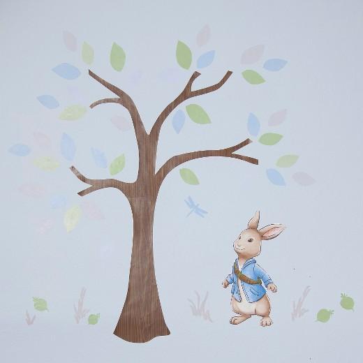 Lambs & Ivy Wall Decal - Peter Rabbit : Target