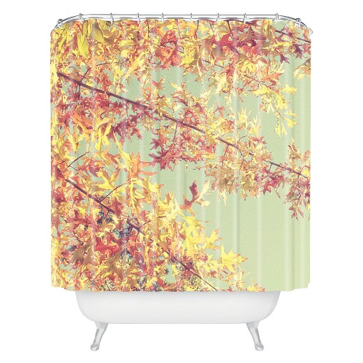 Autumn Shower Curtain Deny Designs Target