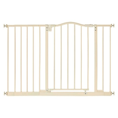 north states wide portico arch baby gate extensions included