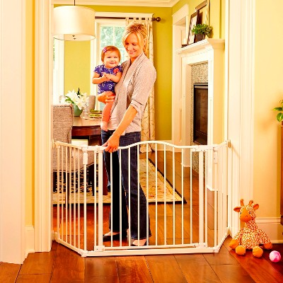north states deluxe dcor baby gate