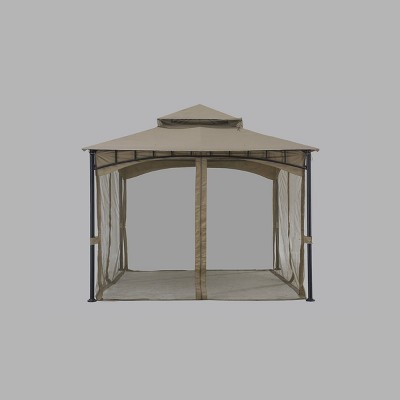 Gazebo Canopy Replacement - Taupe - Threshold™