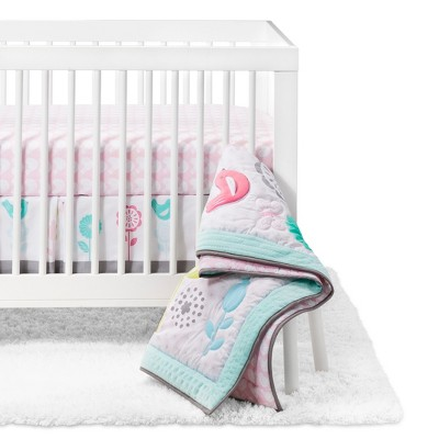 Circo™ 4pc Crib Bedding Set - Burst of Spring