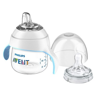 Philips Avent My Natural Trainer Cup, Clear - 5oz (1pk)