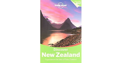 Lonely Planet Discover New Zealand (Paperback) (Charles Rawlings-Way) - image 1 of 1