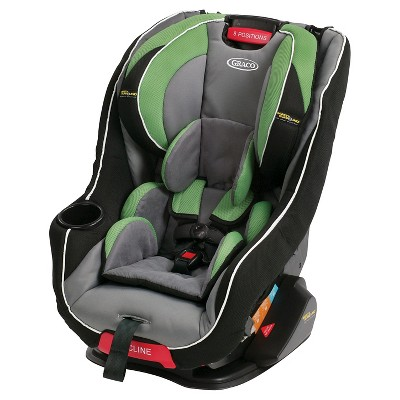 Graco® Head Wise 65 Car Seat with Safety Surround Protection - Lucky Green