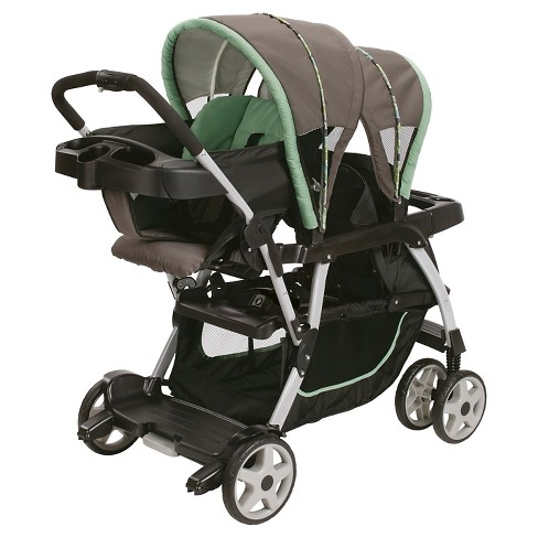 Graco 174 Ready2grow Click Connect Double Stroller Target