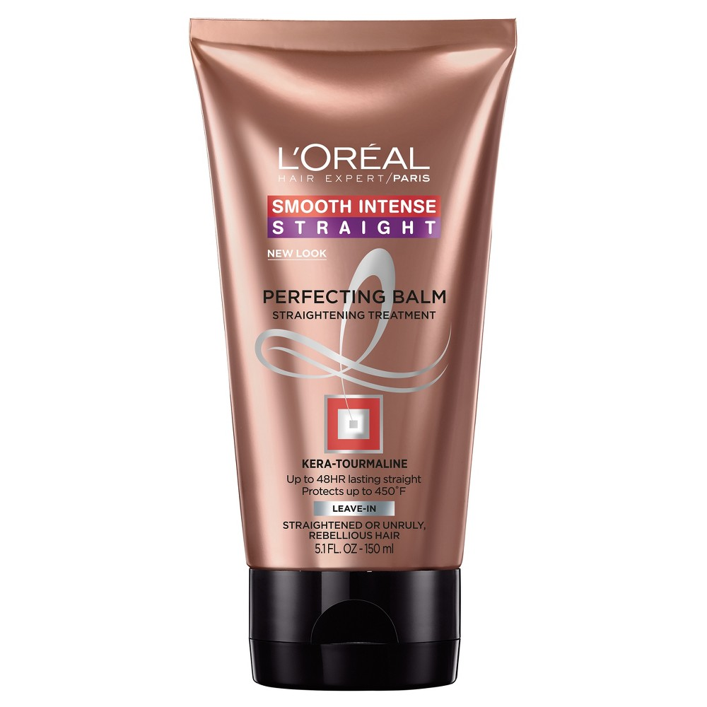 L'Oreal Paris Advanced Haircare Smooth Intense Ultimate Straight Perfecting Balm - 5.1oz