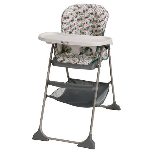 Target Com Chairs: Graco® Slim Snacker High Chair : Target