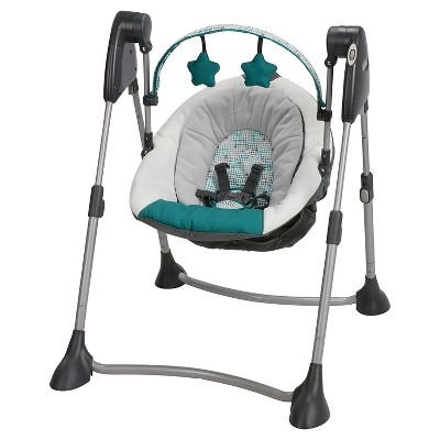 Graco® Swing By Me Portable Swing - Smarties