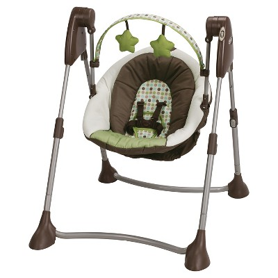 Graco® Swing By Me Portable Swing - Barlow