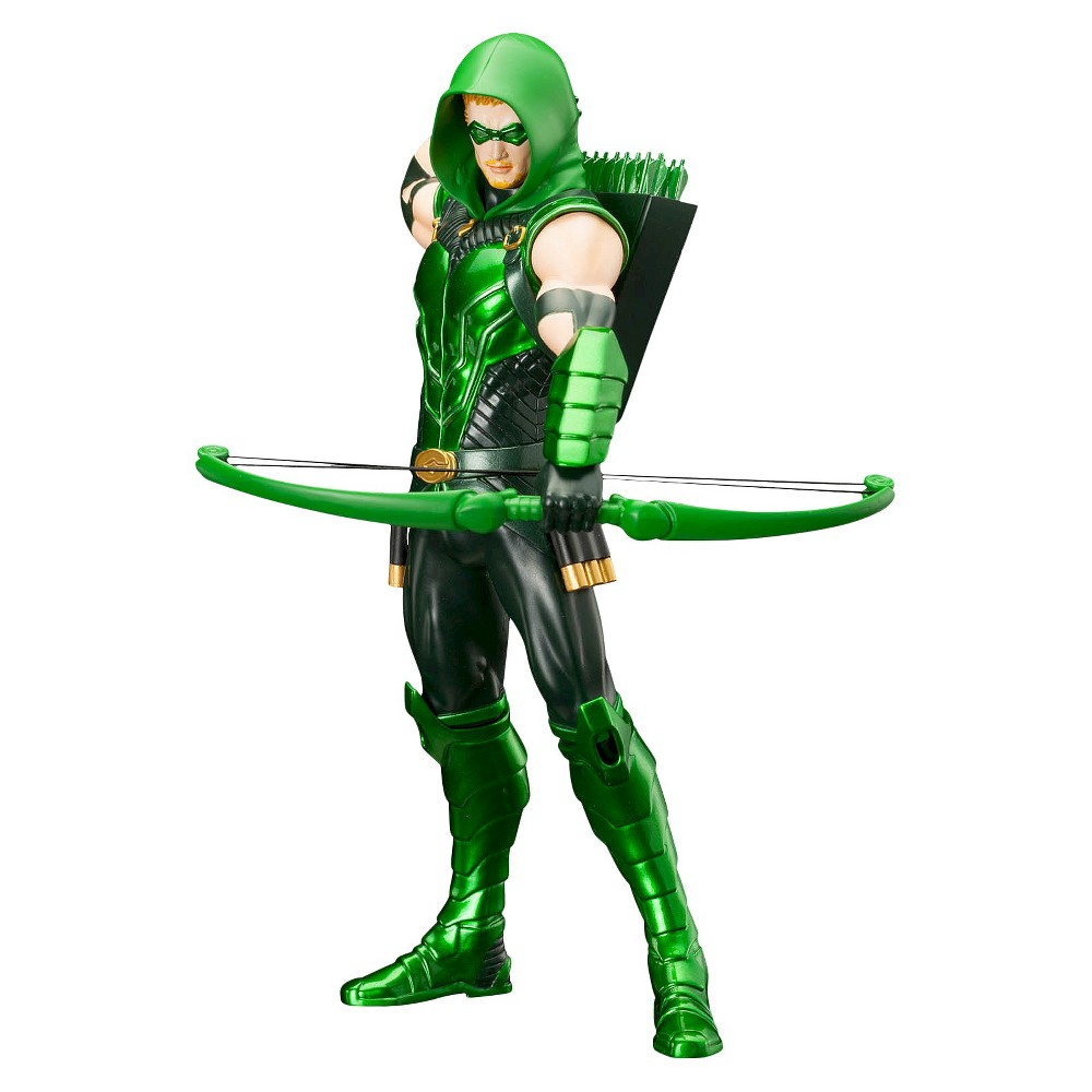 Kotobukiya Arrow ArtFX+ Statue - Green