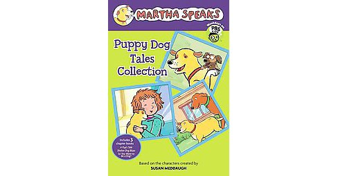 Puppy Dog Tales Collection (Paperback) - image 1 of 1