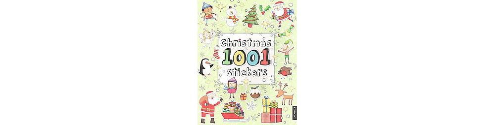 Christmas 1001 Stickers (Paperback)