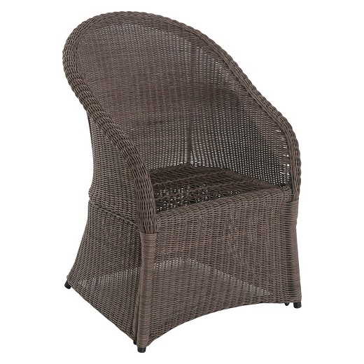 Holden 2pk Wicker Dining Chair  Frame Only   Threshold Holden 2pk Wicker Dining Chair  Frame Only   Threshold    Target. Outdoor Dining Chairs Only. Home Design Ideas
