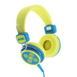 Moki Kid Safe Volume Limited Over-the-Ear Headphones