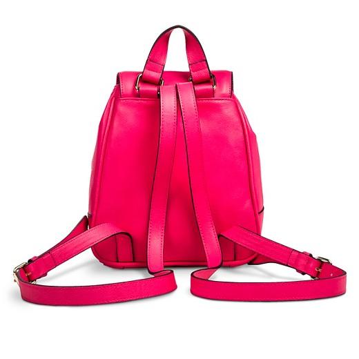 Women's Mini Backpack Faux Leather Handbag - Merona™ : Target