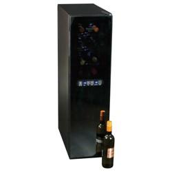 Koolatron Dual Zone Wine Cooler - Black WC18