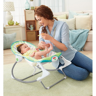 Fisher-Price Infant-to-Toddler Rocker : infant recliner - islam-shia.org