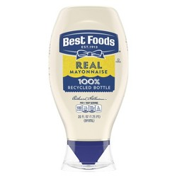 Best Foods Squeeze Real Mayonnaise - 20oz