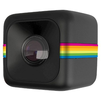 Polaroid Cube Lifestyle Action Cam - Black