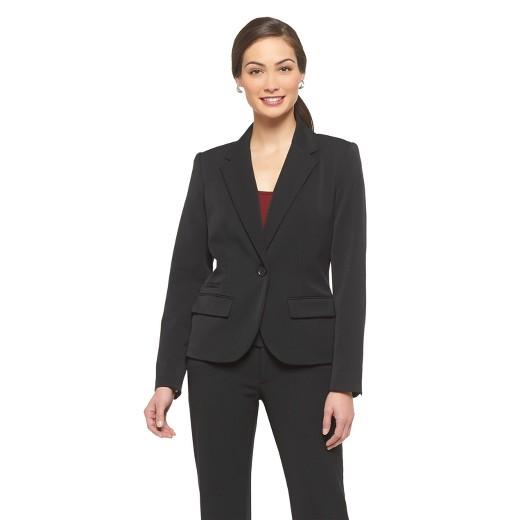 Women's Bi-Stretch Twill Blazer - Merona™ : Target