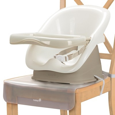 Safety 1st® Clean & Comfy Complete Feeding System - White/Taupe