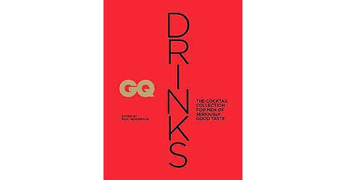 GQ Drinks (Hardcover) - image 1 of 1